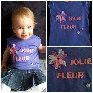 Tshirt JOLIE FLEUR dans TSHIRTS jolie-300x300