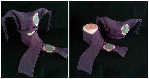 Ensemble bonnet et écharpe DOUBLE FRANGE FLEURI dans BONNETS bonnet-double-frange-fleuri-300x160