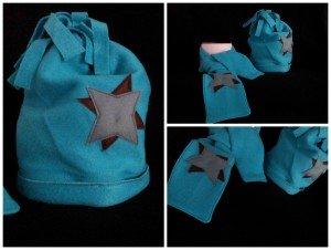 Ensemble bonnet et écharpe FRANGETOILE dans BONNETS bonnet-echarpe-etoile-300x226